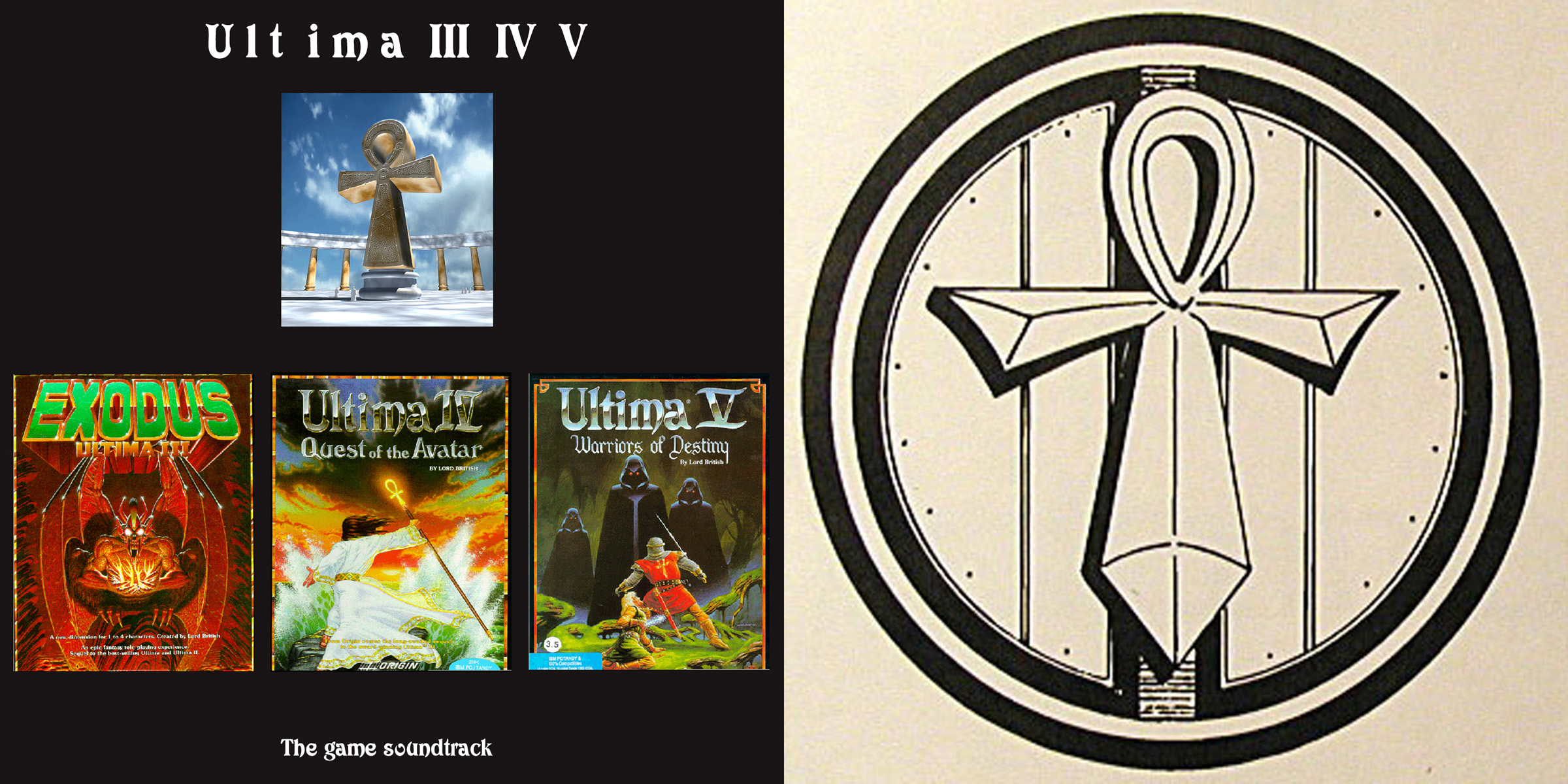 Ultima V Warriors of destiny